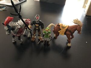 Zelda Figures Toy Biz 2000 Phantom Ganondorf Link Epona Rare Collectible