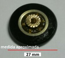 10 RUEDAS DE MAMPARA 27,2 mm (tenemos rodamientos para ventana) rueda rodamiento