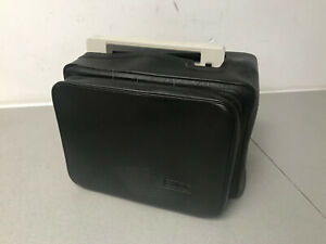 Original Eumig Cine Projector Leather Case Dust cover Black 610 607 605 600 614