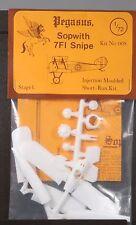 Pegasus # 008 1/72 scale Sopwith 7FI Snipe unbuilt vintage plastic kit