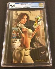 GRIMM TALES OF TERROR #12 Comic CGC 9.4 Star Wars Princes Leia SDCC Variant GFT