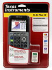 """*NEW SEALED* Texas Instruments TI-84 Plus CE Graphing Calculator  <br/> 2.8"""" 320 x 240 Colour Screen, 3MB ROM"""