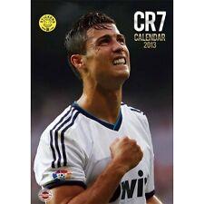 CALENDARIO 2013 CRISTIANO RONALDO + 12 Adesivi