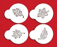 Fall Leaves Cookie Stencils by Designer Stencils #C274