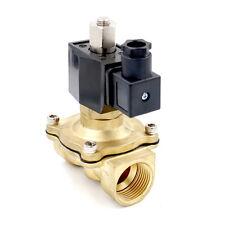 Elektrisches Magnetventil PT 3/4 Zoll 2 Wege 2 Position NO 2W-200-20K AC 220V