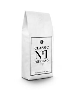 Fresh Roasted Coffee Beans 1kg Espresso Blend NEW INTRO OFFER Premium Coffee