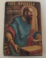 The Apostle A Novel Based On The Life Of St. Paul Sholem Asch 1943