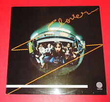 Clover - Love on the wire -- LP / Rock