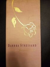 Barbra Streisand Just For The Record CD Set Sep 1991 4 Discs Booklet Columbia