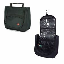 Hanging Washbag Overnight Travel Toiletry Bag Mens Boys Cosmetic Carrier Flight