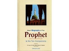 Short Biography of The Prophet and His Ten Companions (HB)