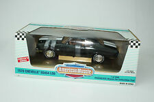 ERTL AMERICAN MUSCLE PEACHSTATE COLLECTIBLE CLUB 1970 CHEVELLE SS454 LS6, NIB