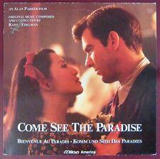 Bienvenue au paradis 33 tours Randy Eldeman 1990