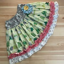PERSNICKETY Vintage Umbrella Skirt Size 8 Years