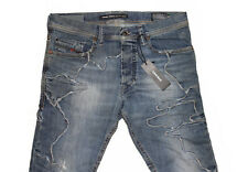 DIESEL TEPPHAR INLAY 0852P CARROT JEANS W26 L32 100% AUTHENTIC