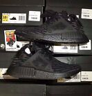 Adidas NMD XR1 PK BOOST Triple Black BA7214 Primeknit New Sz: 8-13