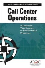 Call Center Operations: A Guide for Your Journey to Best-Practice-ExLibrary
