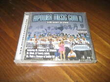 Chicano Rap CD Hi Power MusicCom 2 - Mr Criminal Malow Mac Ms Lady Pinks SILENT