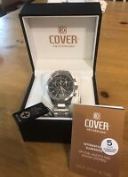 COVER Aragon Co170 Gents Swiss Watch Chronograph - RRP £750.00 (Omega, TAG)