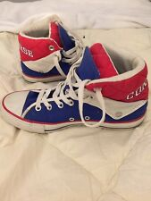 Converse All*star Boots Rare Limited Edition Red/White And Blue