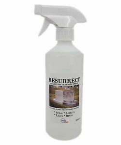 Gravestone and Headstone Stone Grave Cleaner 500ml Spray Bottle Resurrect