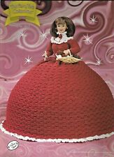 Rose Red FAIRY TALE Collection Annie's Fashion Doll or Barbie Crochet Pattern