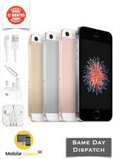 Apple iPhone SE - 16GB 32GB 64GB - Unlocked  Smartphone Various Colours Grades