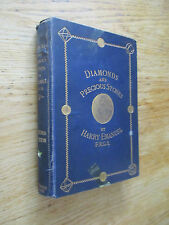 Diamonds & precious stones History, value identification Jewellery EMANUEL 1867