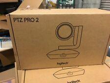OB Logitech PTZ Pro 2 1080P Conference Web Camera Pan/Tilt Zoom