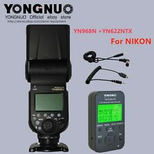 YONGNUO TTL YN968N Flash Speedlite + YN622N-TX Flash controller for Nikon