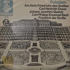 """HANS VON BENDA - POTSDAM - AM HOFE FRIEDRICHS DES GROßEN  12""""  LP (N767)"""