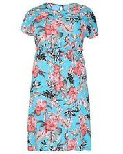Plus Size Viscose Cocktail Knee Length Dresses for Women