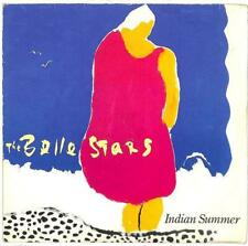 "The Belle Stars - Indian Summer - 7"" Record Single"