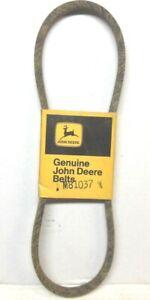 JOHN DEERE MOWER SKID LOADER TILLER DRIVE BELT M81037