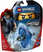 New Lego Ninjago Jay Spinjitzu Maters 70635 68-Piece Building Toy
