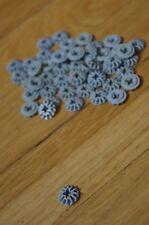Lego 6589 Technic Gear 12 Tooth Bevel Light Gray Set of 50