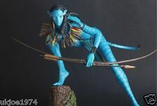 "Film Avatar Navi Neytiri assembler Action Figure Toys James Cameron's 18"" Statue"
