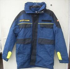 BW Board Parka Navy Parka Waterproof Rain Jacket Lined Goretex Size M 48/50