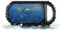ECOXGEAR Ecostone Portable Outdoor Bluetooth Speaker Blue Black Red BLACK-ORANGE