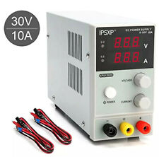 Variable Dc Power Supply Ipsxp Kps1203d Adjustable Switching Regulator 0 30v 10a