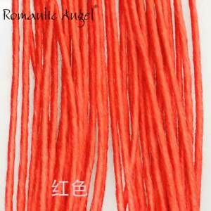 SE or DE Dreads Synthetic Dreadlocks Extensions, 20 Inches, Colorfull dreads