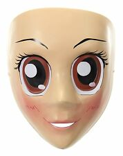 Anime Mask Brown Eyes Sailor Moon Halloween Cosplay Costume Accessory