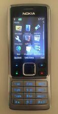 Telefono cellulare GSM Nokia 6300 GSM vintage anni 2000 phone cellular vtg