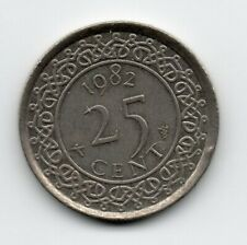 Suriname - 25 Cent 1982