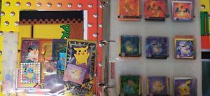 Pokemon Binder Foil Topps Promos Etc