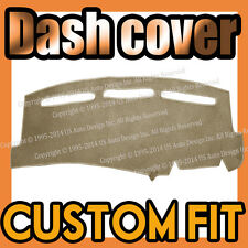 Fits 1990-1991  HONDA  PRELUDE  DASH COVER MAT DASHBOARD PAD /   BEIGE