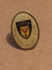 Newport  Rugby Union Football Club  Badge