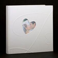 Fotoalbum zur Hochzeit 'Amore' Hochzeitsalbum Fotobuch Alben creme 25x26 cm