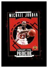 1995-96 Upper Deck Predictor #R3 Michael Jordan