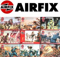Vehicles, Soldiers WW1 WWII Military Models Tanks Infantry Airfix Classic Kits